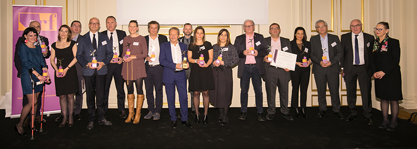 Lauréats Rubans de la Franchise 2017
