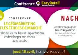 Conférence EasyRetail 18 avril 2019