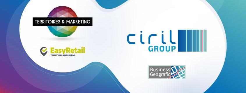 Territoires & Marketing rejoint Ciril Group