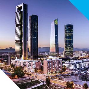 Madrid quartier Castellana
