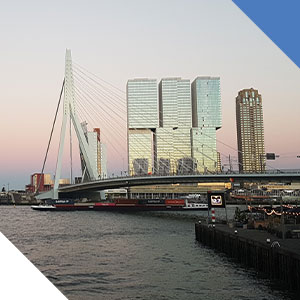 Rotterdam Quartier Kop Van Zuid