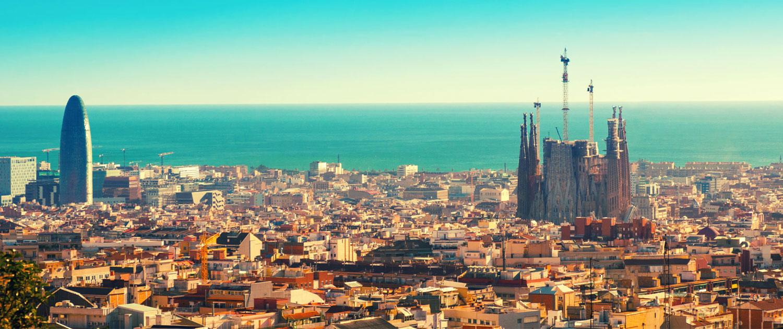 Barcelone, la capitale catalane