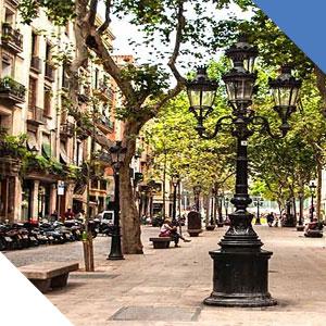 Barcelone El Born