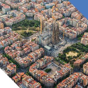 Barcelone : L'Esquerra de l'Eixample